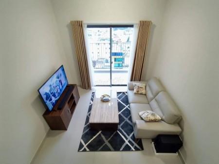 Cho thuê căn hộ Masteri M-One Gò Vấp, Full nội thất cao cấp mới, nhà mới, đầy đủ tiện ích, 70m2, 2 phòng ngủ, 2 toilet