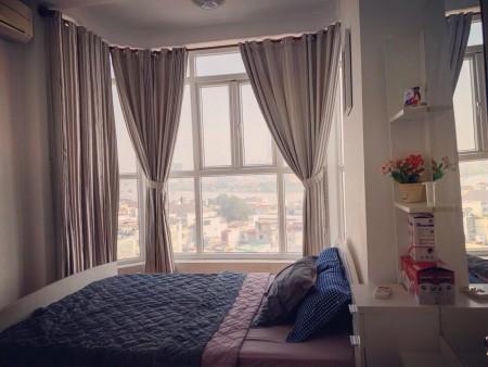 Cần cho thuê căn hộ chung cư Copac Square Quận 4, 76m2, 2 phòng ngủ, 2 toilet