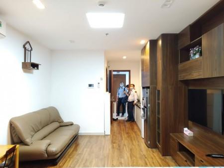 Căn hộ SKY CENTER Phổ Quang 38m2 - 1PN - Đủ nội thất - giá 12Tr - 0903187783 Thọ, 38m2, 1 phòng ngủ, 1 toilet