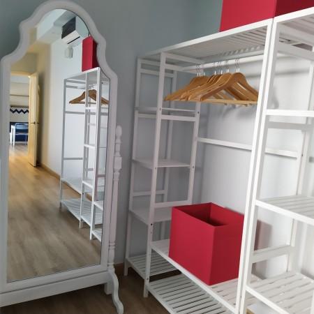 PALM HEIGHTS cho thuê 2 phòng ngủ,nội thất đầy đủ vào ở ngay 15 triệu/tháng (bao phí quản lý), 79m2, 2 phòng ngủ, 2 toilet