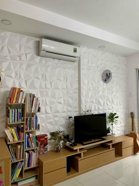 Chuyên cho thuê căn hộ Prosper Plaza 50-70m2 nhà mới có thể ở ngay, 64m2, 2 phòng ngủ, 2 toilet