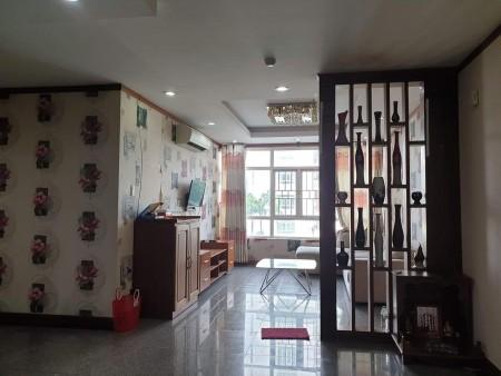 Cho thuê căn hộ chung cư Giai Việt Quận 8, 115m2, 2 phòng ngủ, 2 toilet