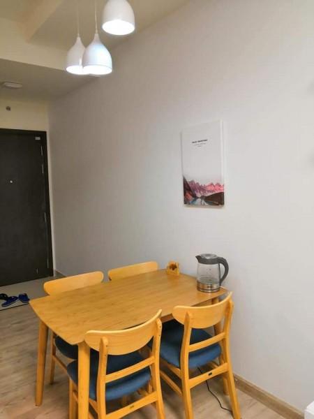 2PN+ 1 phòng làm việc,full nội thất tại The Sun Avenue cho thuê gấp 12tr/tháng vào ở ngay., 79m2, 2 phòng ngủ, 2 toilet