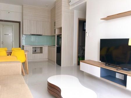 Còn đúng 1 căn 3PN có rèm ở Safira Khang đIền giá 7tr/tháng. LH:0932151002 xem nhà 24/7, 90m2, 3 phòng ngủ, 2 toilet