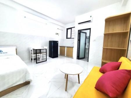 1 căn cuối cùng cao cấp tiện nghi ngay Etown , 30m2, 1 phòng ngủ, 1 toilet