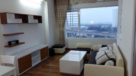 Cho thuê căn hộ cao cấp tại chung cư Nguyễn Ngọc Phương, Chính Chủ, Giá Rẻ, 2PN, 67m2, 2 phòng ngủ, 2 toilet