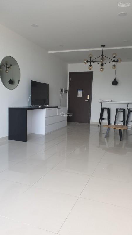Chủ cần cho thuê căn hộ rộng 87m2, 3 PN, 2 WC, có sẵn đồ dùng, cc The Tresor, giá 20 triệu/tháng, 87m2, 3 phòng ngủ, 2 toilet