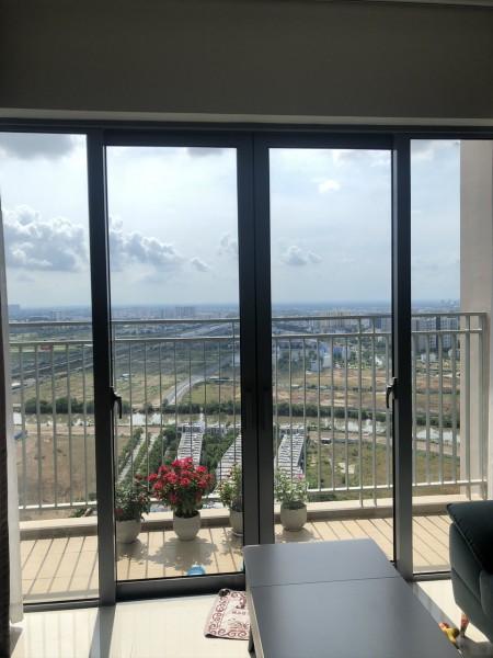 2 phòng ngủ,85m2 ,view landmark 81,đầy đủ nội thất_Palm Heights_cho thuê 15tr/tháng dọn vào ở ngay, 85m2, 2 phòng ngủ, 2 toilet