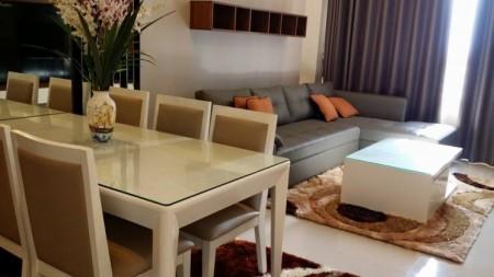 Cho thuê căn hộ Cộng Hòa Plaza Tân Bình - 2PN - NT cao cấp - Giá 13 Triệu, 71m2, 2 phòng ngủ, 2 toilet