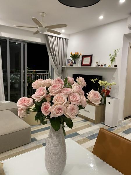 Hot! Cần cho thuê gấp CH Palm Heights Q2, 2PN, 80m2, nhà đẹp, ban công rộng, view thoáng, 11tr/th. LH: 0902 685 087, 80m2, 2 phòng ngủ, 2 toilet