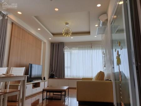 The Bridgeview có căn hộ 54m2, 1 PN, có sẵn nội thất, căn góc, giá 9.5 triệu/tháng, 54m2, 2 phòng ngủ, 1 toilet