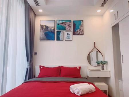 Gía tốt, nhận nhà ở luôn cho thuê CH 30m2 nội thất cơ bản đến đủ đồ tại Vinhomes Greenbay, 30m2, 1 phòng ngủ, 1 toilet