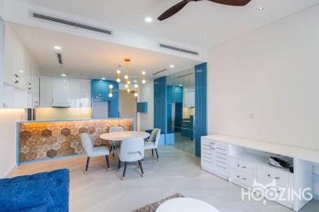 SIÊU RẺ..! Căn hộ 2PN đầy đủ nội thất, 85m2 giá 14 tr/tháng tại #Palm Height, Quận 2 - 0902 685 087 (Đăng Vũ), 76m2, 2 phòng ngủ, 2 toilet