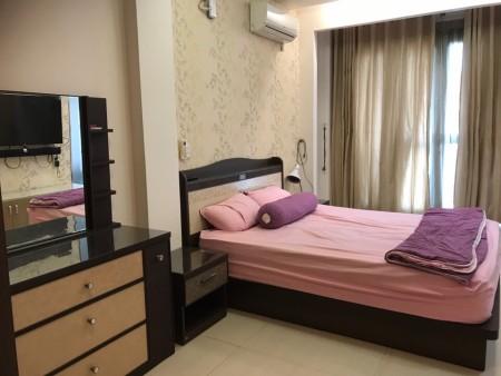 Cho thuê căn hộ studio đường D4 khu đô thị Him Lam Kinh Tẻ, 40m2, 1 phòng ngủ, 1 toilet