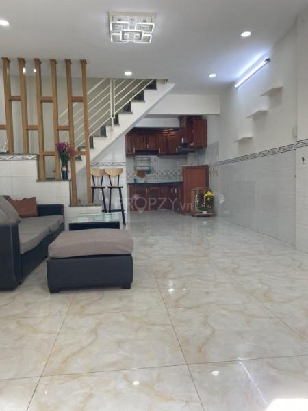 Nhà nguyên căn Bùi Thị Xuân, P. 5, Tân Bình. DT 4x10m, trệt 1 lầu 2PN. Thích hợp ở lâu dài, giá tốt, 80m2, 2 phòng ngủ, 2 toilet