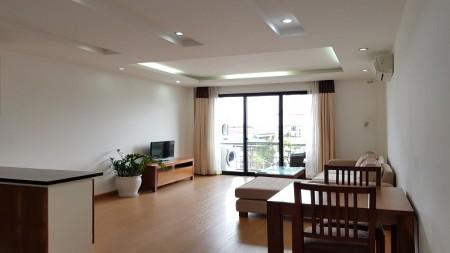 [ID: 765] Cho thuê căn hộ dịch vụ tại Văn Cao, Ba Đình, 70m2, 1PN, ban công, đầy đủ nội thất hiện đại, 70m2, 1 phòng ngủ, 1 toilet