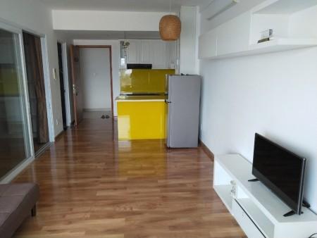 Căn hộ 1 phòng ngủ cộng khu Nam Long cần cho thuê nội thất đầy đủ giá chỉ 9tr/th, 54m2, 2 phòng ngủ, 1 toilet