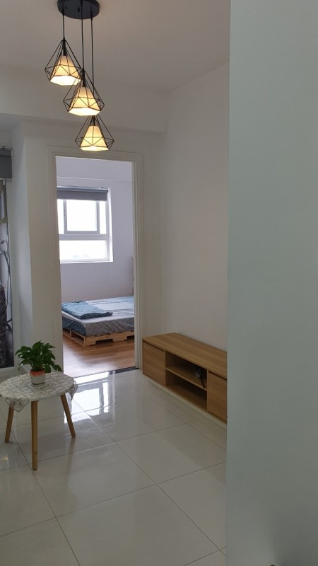 Cho thuê CH 2PN Prosper Plaza Q12 DT 50m2, giá 6 triệu /tháng, 54m2, 2 phòng ngủ, 2 toilet