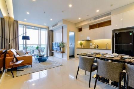 Cho thuê căn hộ, 88m2, 2PN, 2WC tại chung cư cao cấp Sarimi Sala Quận 2, 88m2, 2 phòng ngủ, 2 toilet