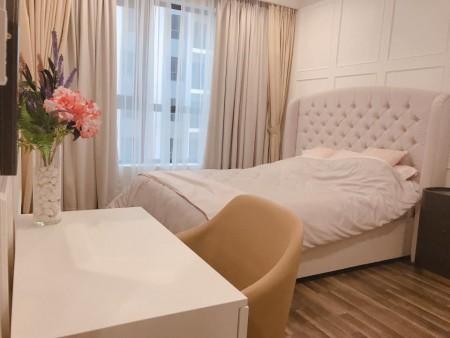 Cho thuê căn hộ chung cư Hado Centrosa Quận 10 2Pn, 86m2, 2 phòng ngủ, 2 toilet