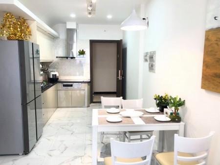 Cho thuê căn hộ 2Pn tại dự án Kingston Phú Nhuận 70m2 Full nội thất đẹp #18tr, 70m2, 2 phòng ngủ, 2 toilet
