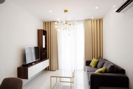 CH Kingston đường Nguyễn Văn Trỗi, 2 phòng ngủ cực rộng, đầy đủ nội thất mới #18Tr, 79m2, 2 phòng ngủ, 2 toilet