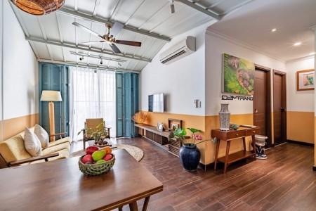 Cho thuê căn hộ Kingston 2PN - Full nội thất bắt mắt - Dt 78m2 - Giá #17Tr (bao phí ql), 78m2, 2 phòng ngủ, 2 toilet