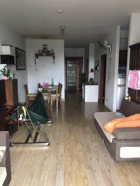 Cho thuê chung cư A. View 3 phòng ngủ, đầy đủ nội thất, 86m2, 3 phòng ngủ, 2 toilet