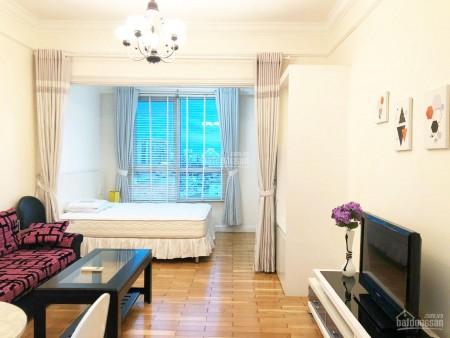 Trống căn hộ tại toà Manor 2 cần cho thuê giá 8 triệu/tháng, tầng cao, dtsd 36m2, 1 PN, 36m2, 1 phòng ngủ, 1 toilet