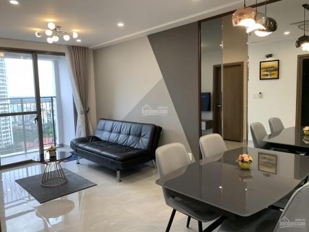 Saigon South có căn hộ đang trống 60m2, 2 PN, tầng cao, giá 10 triệu/tháng, LHCC, 60m2, 2 phòng ngủ, 2 toilet