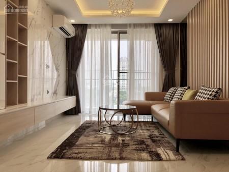 Chủ có căn hộ vừa nhận mới 100% cần cho thuê giá 10 triệu/tháng, dtsd 95m2, cc Saigon South, 95m2, 2 phòng ngủ, 2 toilet