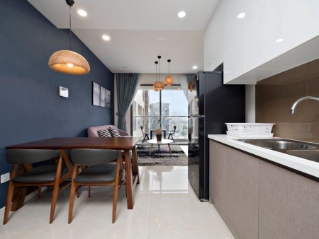 Căn hộ Masteri Millennium 2PN, 2WC Full nội thất cao cấp, Nhà mới, giao nhà ngay, 72m2, 2 phòng ngủ, 2 toilet