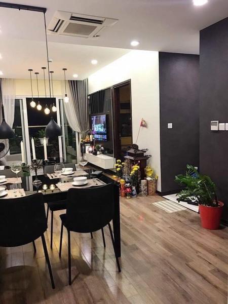 Cho thuê căn hộ Hòa Bình Green 505 Minh khai, 2PN, full đồ, 11tr., 70m2, 2 phòng ngủ,