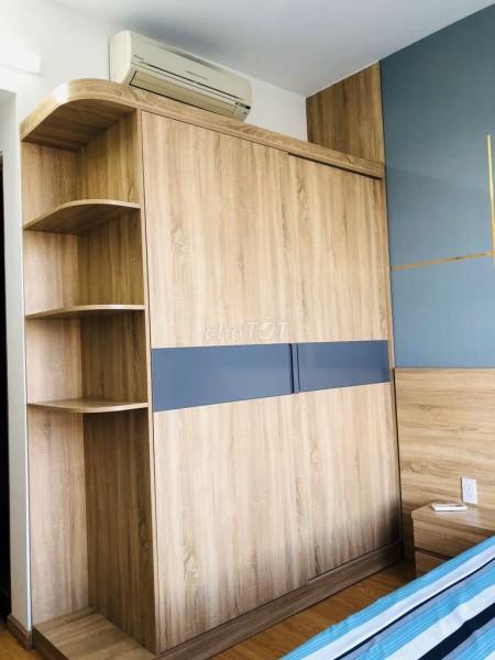 Cho thuê căn hộ chung cư chỉ với 8 triệu/ tháng căn hộ 67m2, 2PN, Full Nội Thất, 67m2, 2 phòng ngủ, 2 toilet
