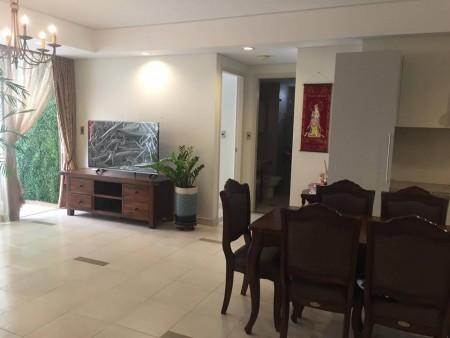 Chung cư Botanic Towers đường Nguyễn Thượng Hiền 110m² 3PN Full Nt đẹp giá chỉ 17tr/th, 110m2, 3 phòng ngủ, 2 toilet