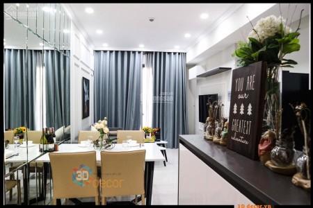 Cần cho thuê căn hộ tầng 16, hướng tốt, dtsd 66m2, giá 6 triệu/tháng, cc Sài Gòn Avenue, 66m2, 2 phòng ngủ, 2 toilet