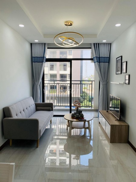 Cho thuê căn hộ dự án chung cư Him Lam Phú An, 72m2 , 2PN, 2WC, Đẹp Đẳng cấp giá thuê chỉ 6 triệu, 72m2, 2 phòng ngủ, 2 toilet