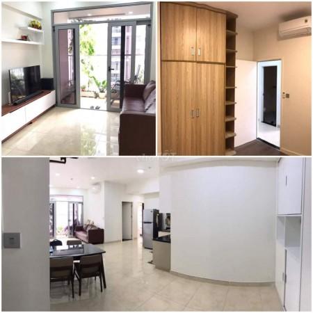 Cho thuê căn hộ chung cư tại Quận 7 thuộc dự án LuxGarden, căn 70m2, 2PN, 2WC, 70m2, 2 phòng ngủ, 2 toilet