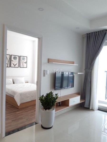 Cho thuê căn hộ mới tinh, full nội thất cao cấp, căn 63m2, 2PN, 1WC, 63m2, 2 phòng ngủ, 1 toilet