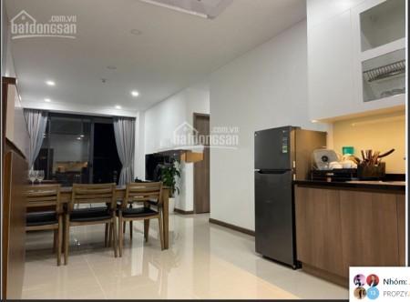Căn hộ cao cấp 3 phòng ngủ tại chung cư Saigon Pearl ngay trung tâm Bình Thạnh, 91m2, 2 phòng ngủ, 2 toilet