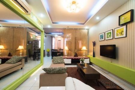 Cho thuê căn hộ 2 phòng ngủ Central Garden quận 1 giá rẻ, 85m2, 2 phòng ngủ, 2 toilet