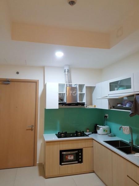 Cho thuê căn hộ tầng 17 tại chung cư M-One Nam Sài Gòn, 2PN, 1WC, 62m2, 2 phòng ngủ, 1 toilet