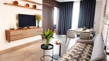 Căn hộ The Botanica 2 phòng ngủ, Dt 75m2, nội thất đẹp, mới 100%, Giá #18Tr, 75m2, 2 phòng ngủ, 2 toilet