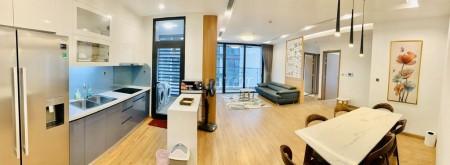 Căn hộ cao cấp 1PN tại chung cư Vinhomes Smart City, Nhà full nội thất, 8 triệu/tháng, 43m2, 1 phòng ngủ, 1 toilet