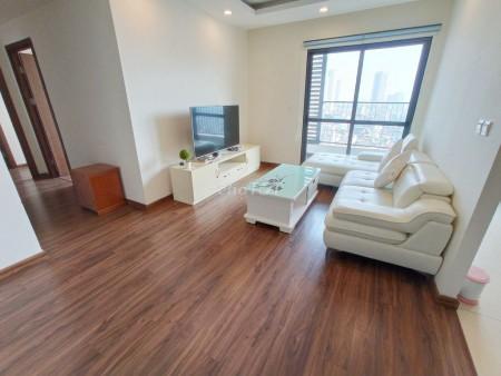 Cho thuê căn hộ 85m2, 2PN, 2WC tại dự án chung cư cao cấp The Golden Palm, 85m2, 2 phòng ngủ, 2 toilet