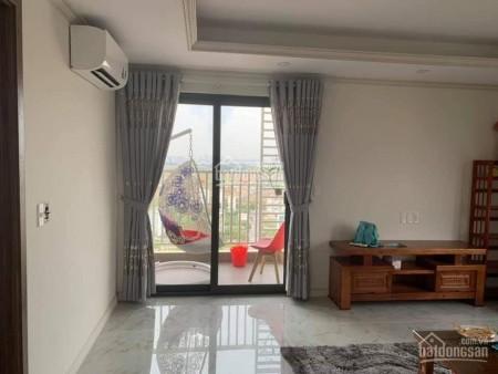 Chính chủ cho thuê căn hộ 81m2, 2 PN, có sẵn nội thất, giá 8.5 triệu/tháng, cc Homyland 3, 81m2, 2 phòng ngủ, 2 toilet
