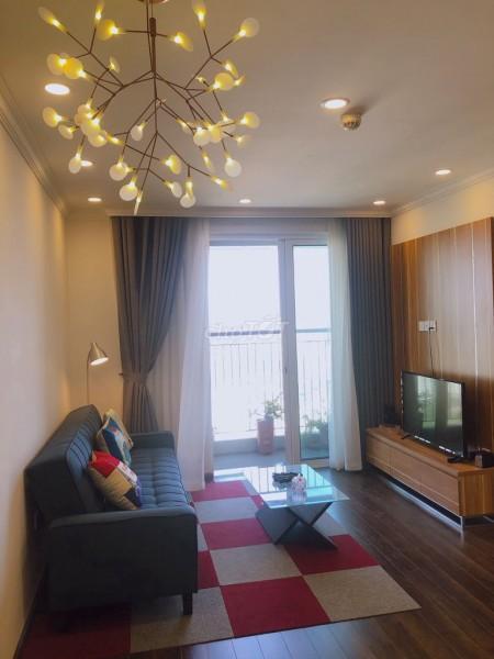 Cho thuê căn hộ tại chung cư Season Avenue, nhà mới, sạch đẹp. Giá thuê 12 triệu/tháng, 76m2, 2 phòng ngủ, 2 toilet