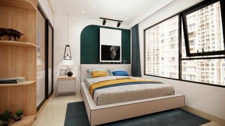 Cho thuê căn hộ dự án chung cư 1PN tại Vinhomes Smart City, Giá thuê 4 triệu/tháng, 30m2, 1 phòng ngủ, 1 toilet