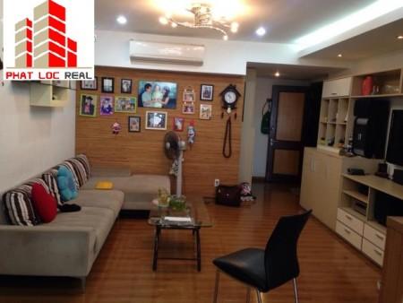 Cho thuê căn hộ 2PN đầy đủ nội thất tại Ruby Garden Dt 90m2 Giá 11 Triệu, 90m2, 2 phòng ngủ, 2 toilet