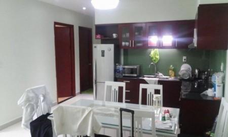Cho thuê Harmona Trương Công Định, DT 76m2, 2PN, Nội thất cơ bản, Giá 10TR, 76m2, 2 phòng ngủ, 2 toilet